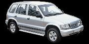 Kia Sportage 1993-2006