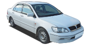 Mitsubishi Lancer Cedia (CS) 2000-2003