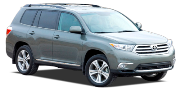 Toyota Highlander II 2007-2013