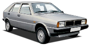 Lancia Delta I 1986-1994