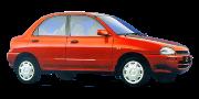 Mazda 121 (DB) 1990-1995