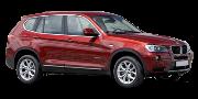 BMW X3 F25 2010-2017