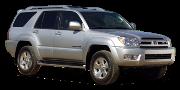 Toyota 4 Runner/Hilux Surf 2002-2009