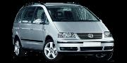 VW Sharan 2004-2010