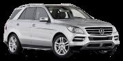 Mercedes Benz класса  W166 M-Klasse (ML/GLE) 2011-2018