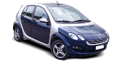 Smart Forfour (W454) 2004-2006