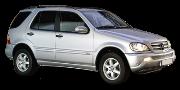 Mercedes Benz класса  W163 M-Klasse (ML) 1998-2004