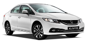 Honda Civic 4D 2012-2016