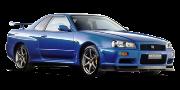 Nissan Skyline R34 1998-2000