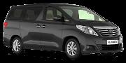 Toyota Alphard 2008-2014