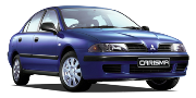 Mitsubishi Carisma (DA) 1995-1999