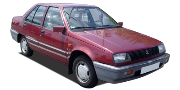 Mitsubishi Lancer 1984-1989