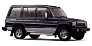 Mitsubishi Pajero/Montero I 1982-1990