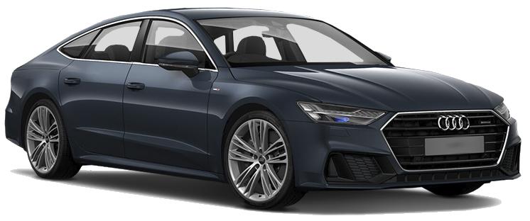 Audi A7 (4K8) 2018>