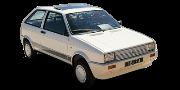 Seat Ibiza I 1985-1993