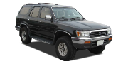 Toyota 4 Runner/Hilux Surf 1991-1995