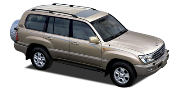 Toyota Land Cruiser (100) 1998-2007