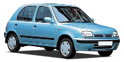 Nissan Micra (K11E) 1992-2002