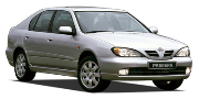 Nissan Primera P11E 1996-2002