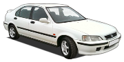 Honda Civic (MA, MB 5HB) 1995-2001