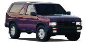 Nissan Terrano I /Pathfinder (WD21) 1987-1996