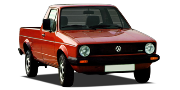 VW Caddy I 1979-1995