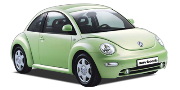 VW New Beetle 1998-2010