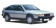 VW Scirocco 1983-1991