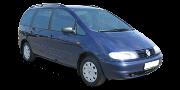 VW Sharan 1995-1999