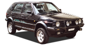 VW Golf Country 1986-1991