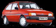 Ford Fiesta >1989