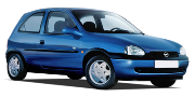 Opel Corsa B 1993-2000
