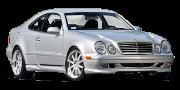 Mercedes Benz класса  C208 CLK coupe 1997-2002