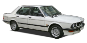 BMW 5-серия E28 1981-1988