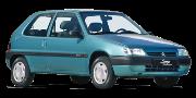 Citroen Saxo 1996-1999