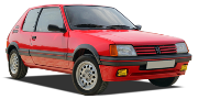 Peugeot 205 1983-1996
