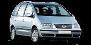 VW Sharan 2000-2004