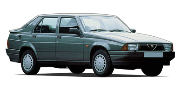 Alfa Romeo 90 1985-1987