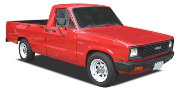 Mazda B-серия PE/UD >1985