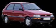 Subaru Justy I 1984-1995