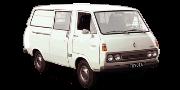 Toyota HiAce 1967-1985