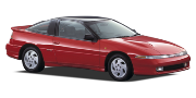 Mitsubishi Eclipse I 1991-1995