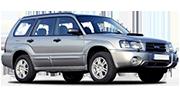 Subaru Forester (S11) 2002-2007