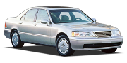 Honda Legend 1996-2006