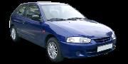Mitsubishi Colt (CJ) 1996-2004