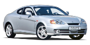 Hyundai Coupe (GK) 2002-2009