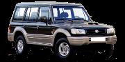 Hyundai Galloper II (JKC4) 1998-2003