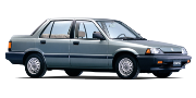 Honda Civic 1983-1987