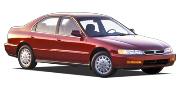Honda Accord V 1993-1996