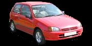 Toyota Starlet P9 1996-1999